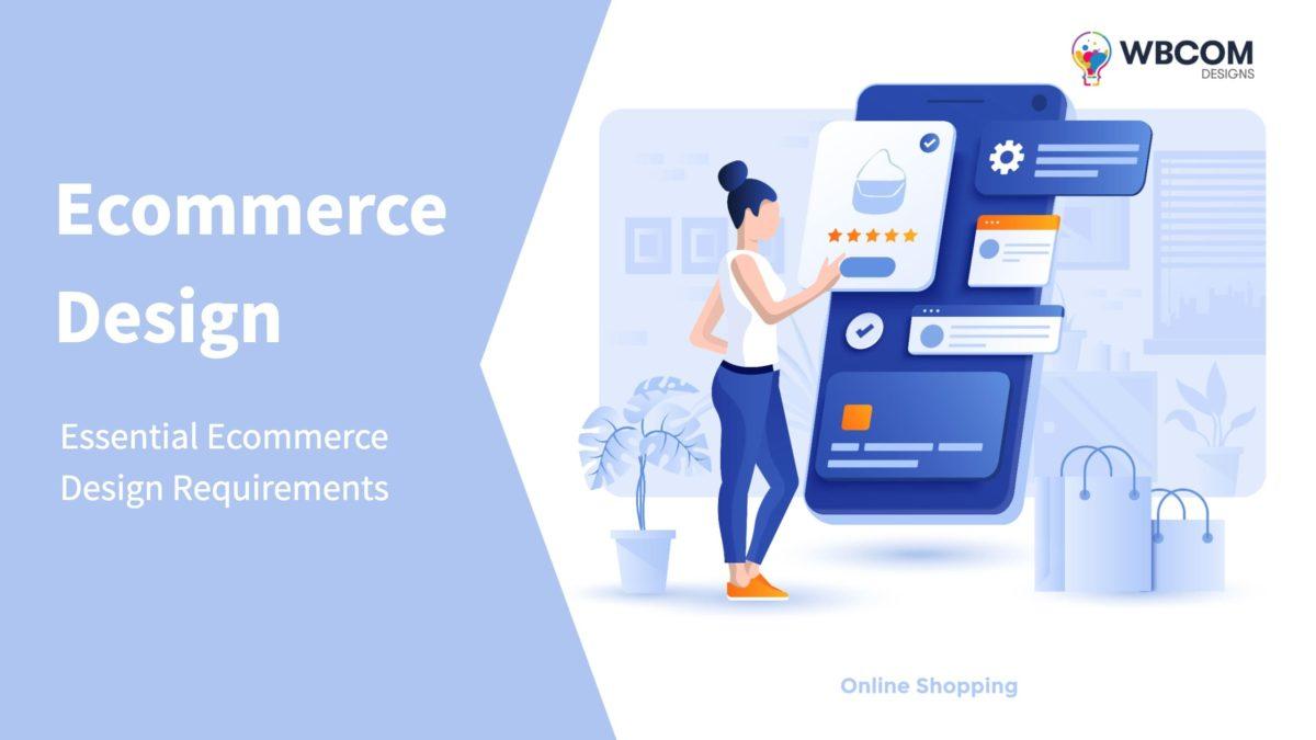 Ecommerce Design Requirements