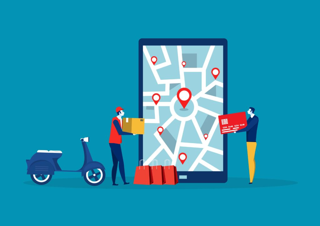 Geolocation Marketing For eCommerce