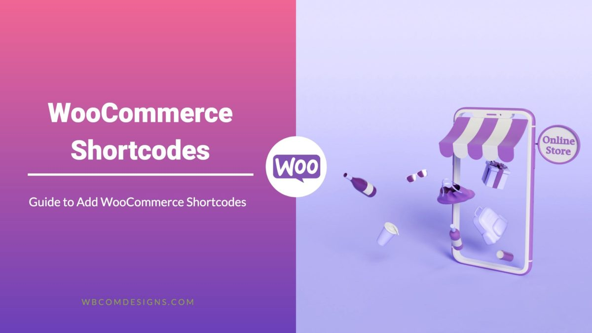 All shortcodes work effectively just when they are appropriately inserted. Kindly carefully insert WooCommerce shortcodes.