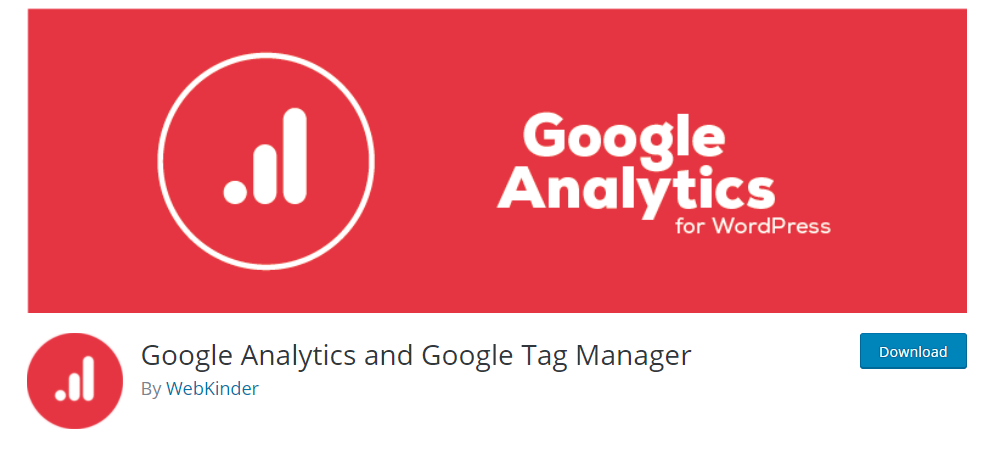 Google Analytics and Google Tag Manager