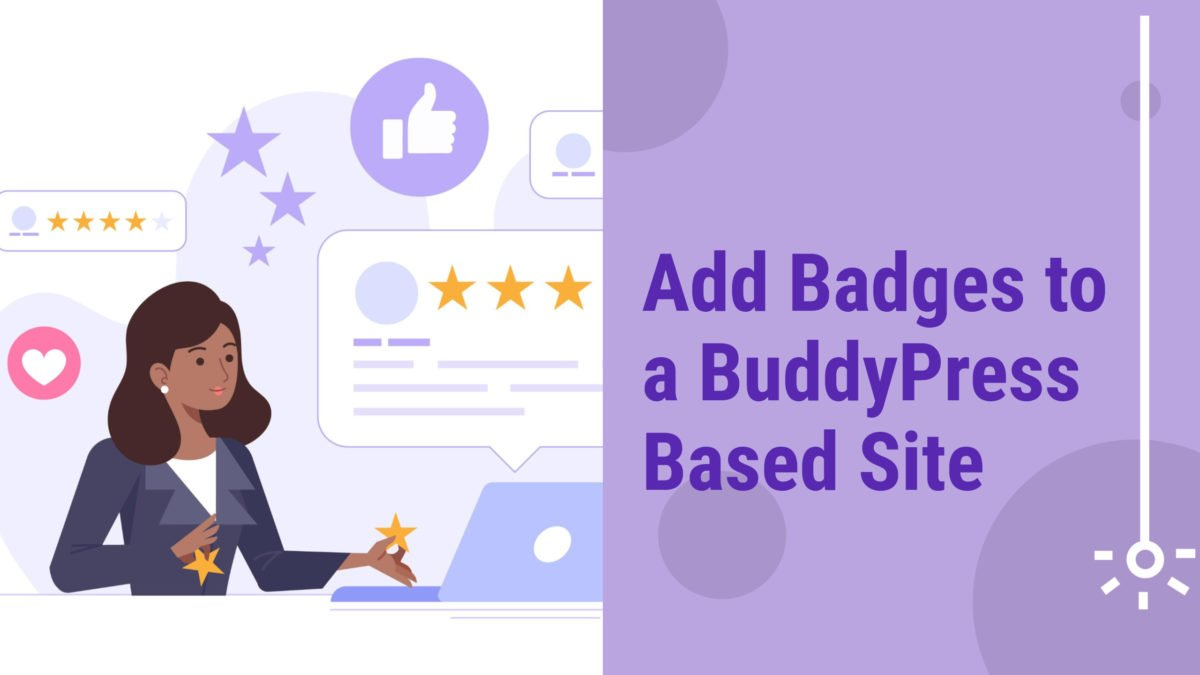 Add Badges to a BuddyPress Based Site