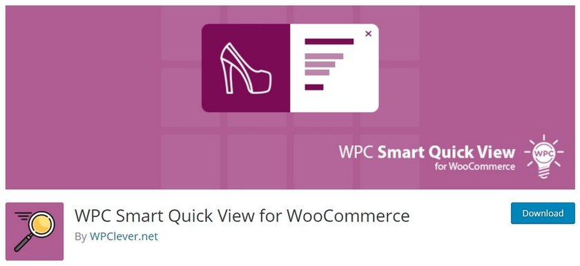 WPC Smart Quick View