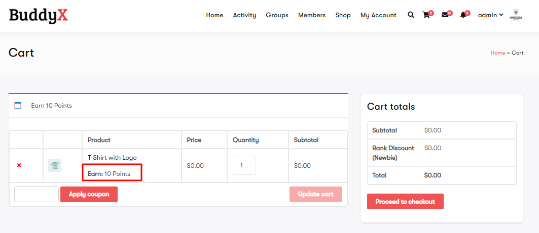Implement WooCommerce Gamification