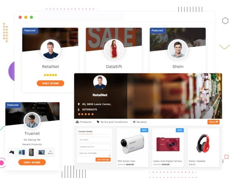 Incredible Dokan Page Designs