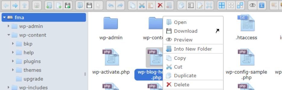 File Management Plugins for WordPress