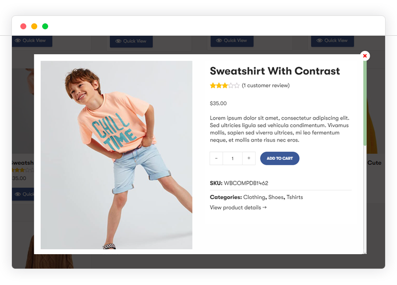 Quick View for WooCommerce