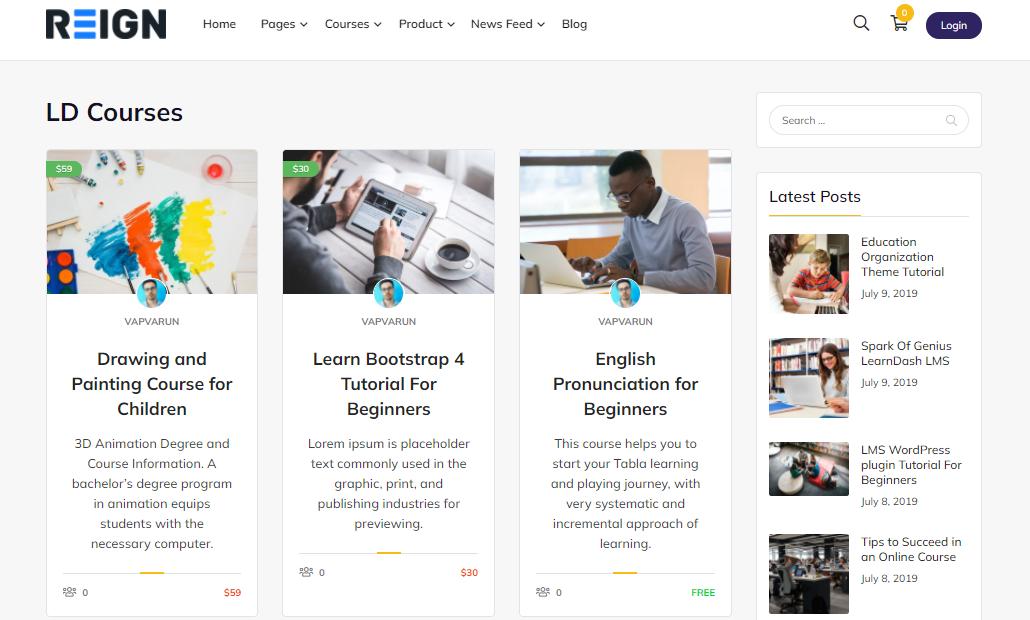 Create Journals Using LearnDash