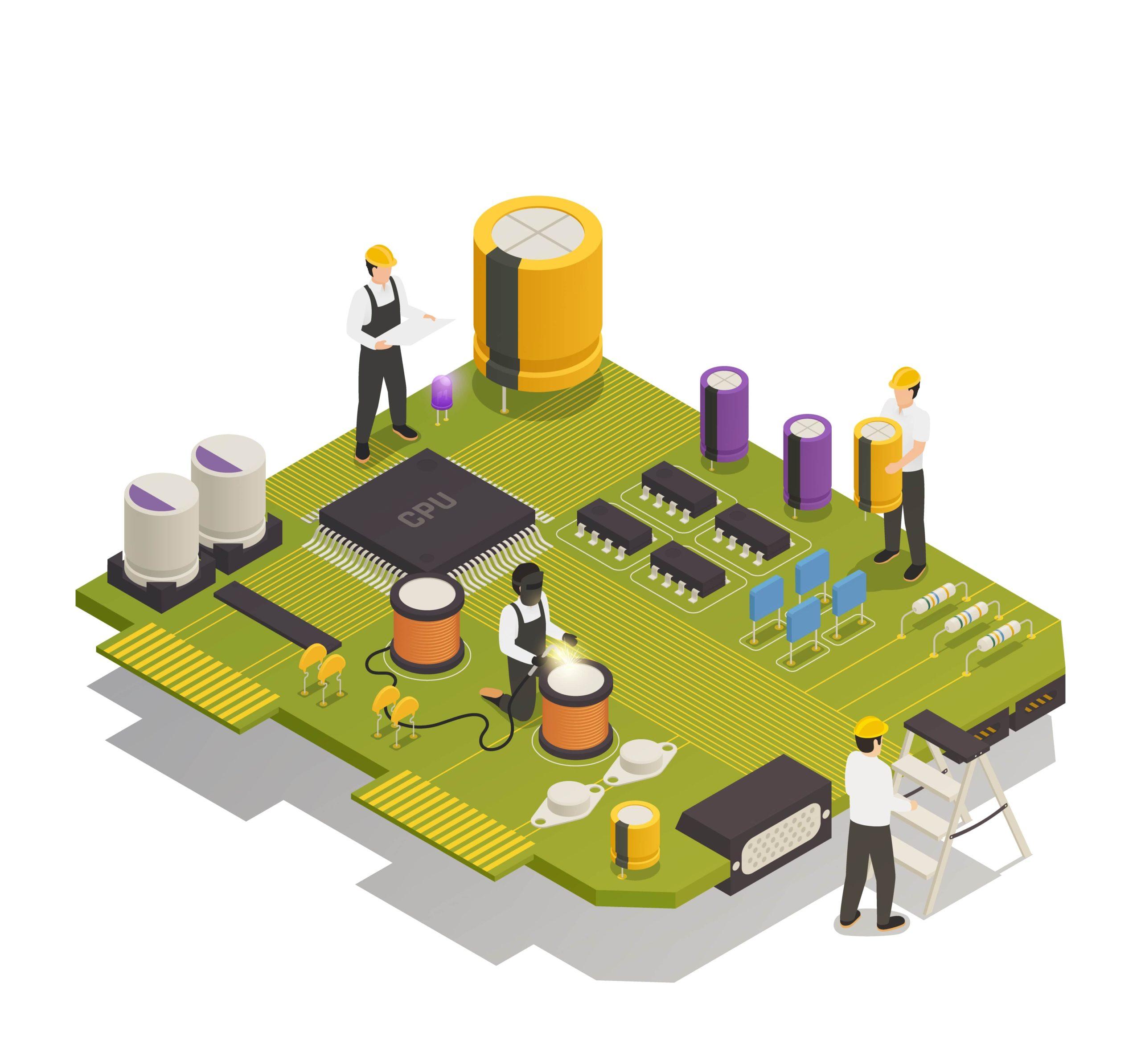 Electronics Marketplace