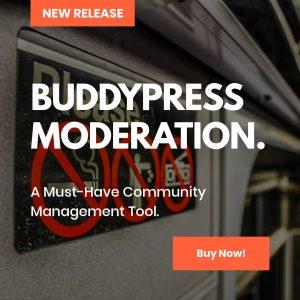 BuddyPress-Moderation