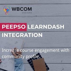 PeepSo-Learndash-Integration