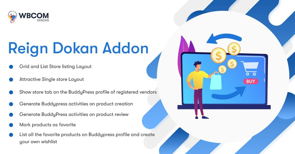 Reign Dokan Addon