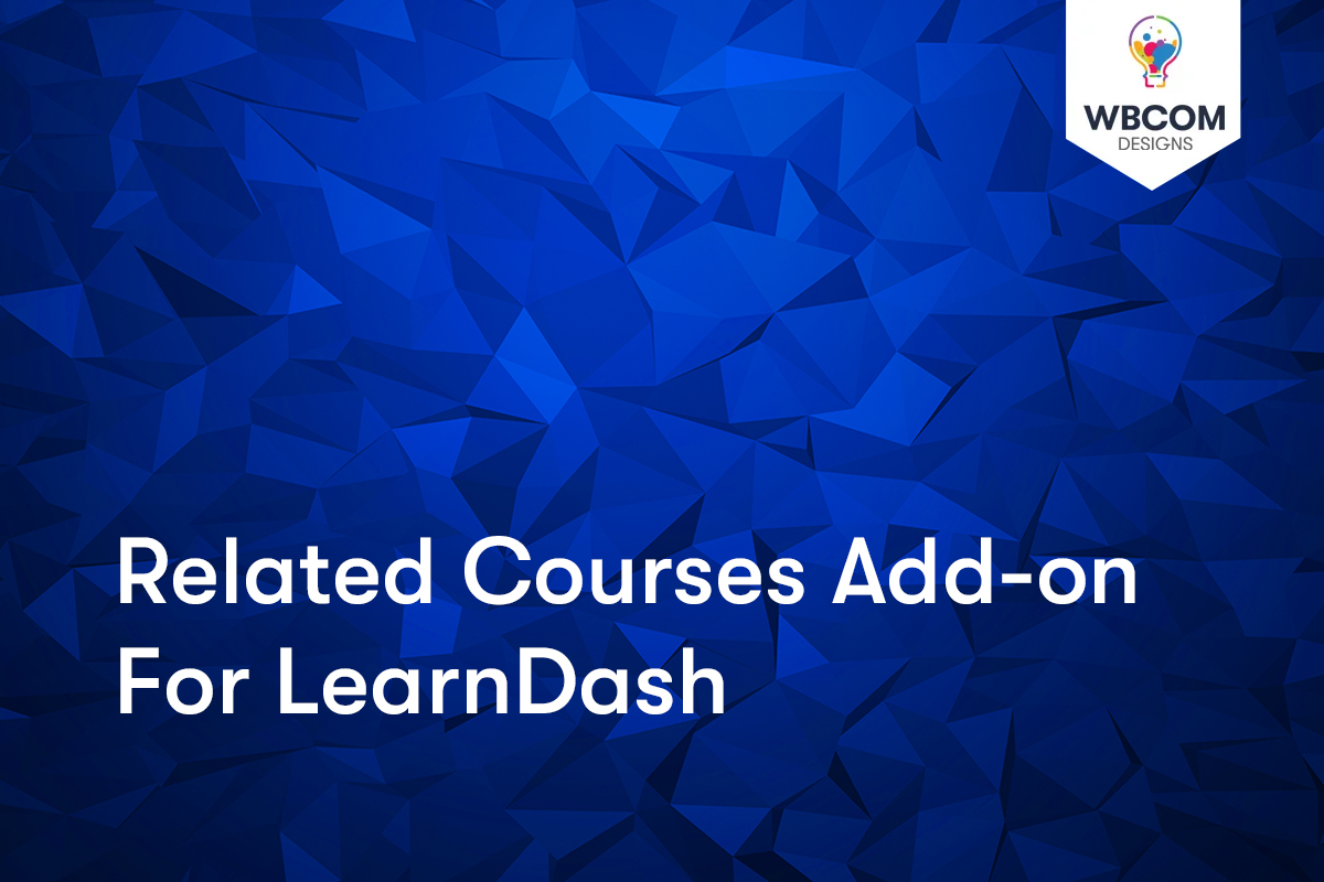 Related Course Add-on for LearnDash